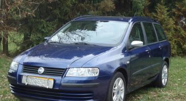 Mooie Fiat stilo 1.6 combi 2006 895 euro